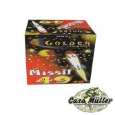 Base De Missel 49 - Golden Fireworks