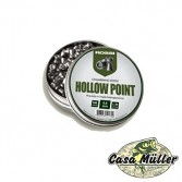 Chumbinho Rossi Hollow Point 6,0mm c/200 unidades