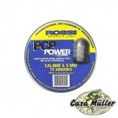 Chumbinho Rossi PCP Power 5,5mm c/75 unidades