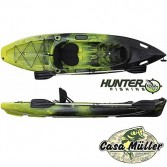 HUNTER FISHING UP-VERDE LIMA/PRETO