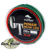 Linha Multifilamento Power Braid Line GT 0,23mm 150 Metros