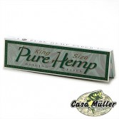 Papel Seda Pure Hemp King Size