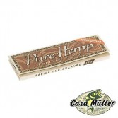 Papel Seda Pure Hemp Unbleached Mini Size