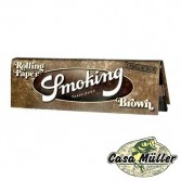 Papel Seda Smoking Brown Mini Size