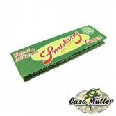 Papel Seda Smoking Green Mini Size
